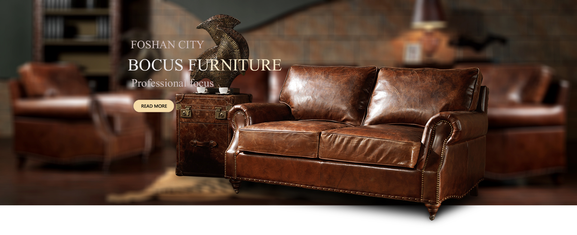 Retro Style Sofa